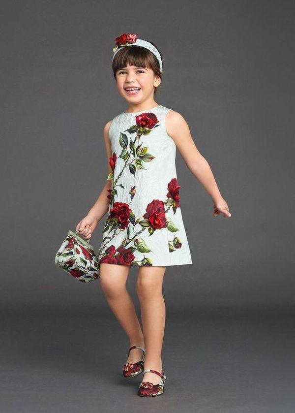 Floral Dress Kids 7 Result