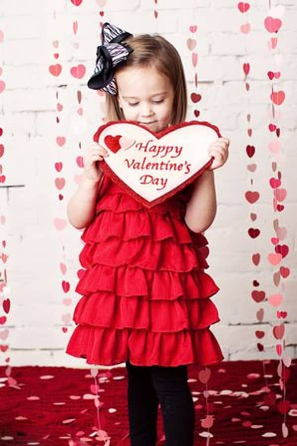Kids Valentine Outfit 10 Result