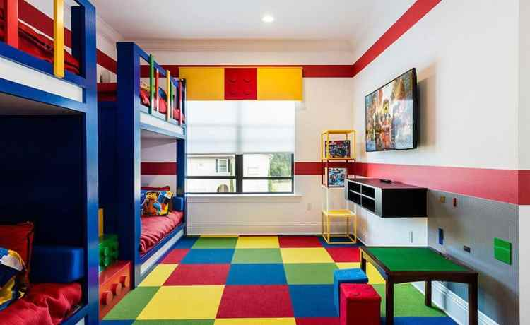 20 Exceptional and Cool Kids Bedroom Ideas - mybabydoo