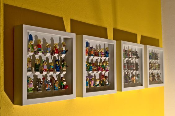 DIY Lego Minifigure Storage 3 Result