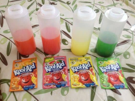 Kool Aid Activity 3 Result
