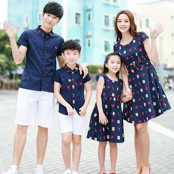 Matching Family Outfit 13 Result
