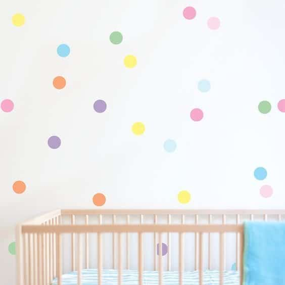 Wall Sticker Baby Nursery 17 Result
