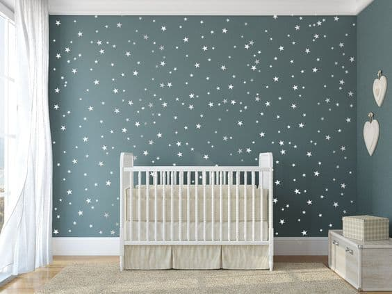 Wall Sticker Baby Nursery 18 Result