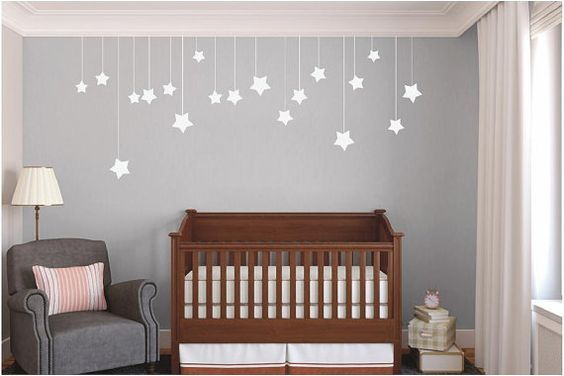 Wall Sticker Baby Nursery 19 Result