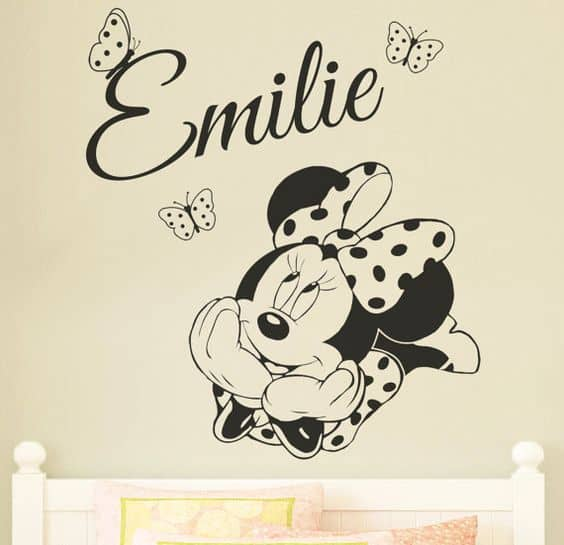 Wall Sticker Baby Nursery 4 Result