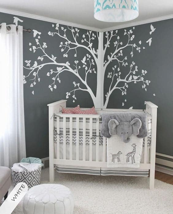 Wall Sticker Baby Nursery 6 Result
