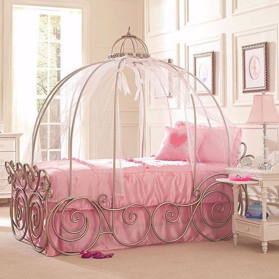 princess themed bedroom ideas