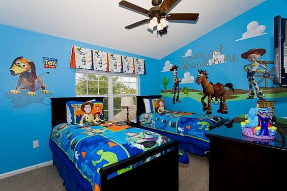 disney themed bedroom ideas