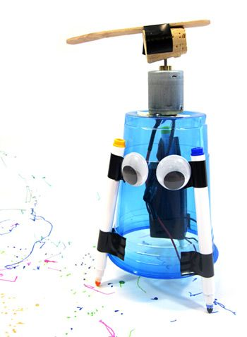 robotic projects for kids