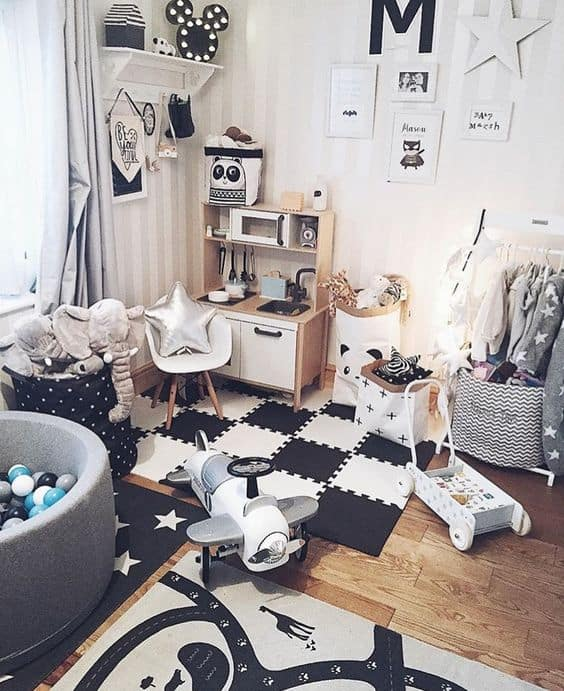 1Small Space Kid's Playroom Ideas