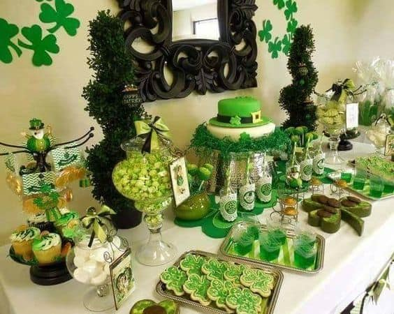 Cool Festive St Patrick's Day DIY Decorations - mybabydoo