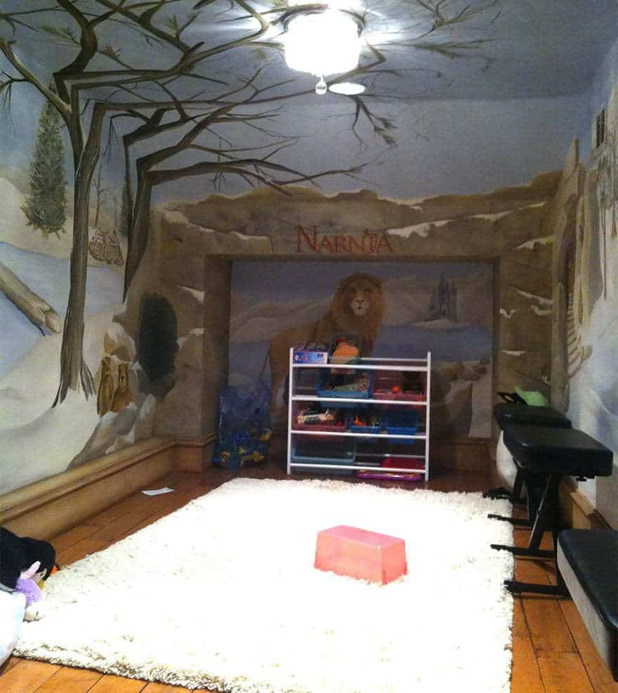 Creative Children Room Ideas 23 2