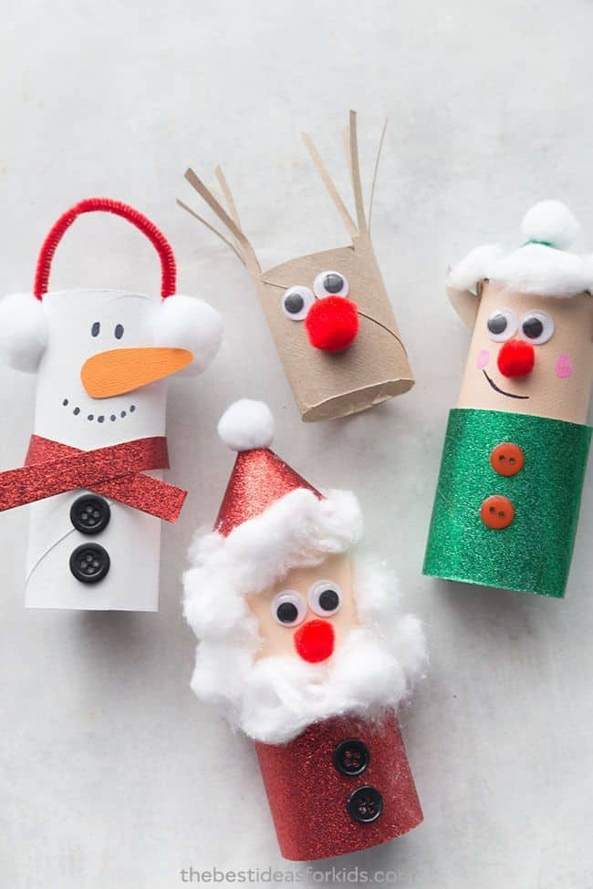 Christmas Crafts For Kids 28