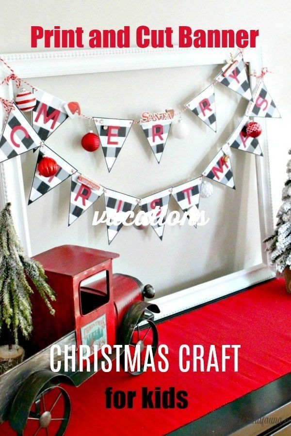 Christmas Crafts For Kids 6