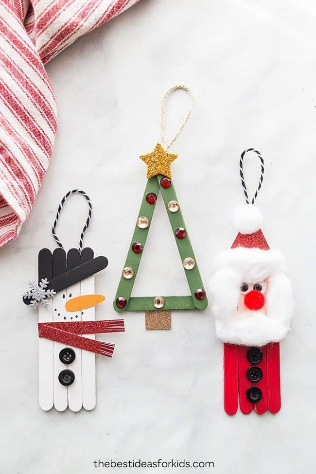 Christmas Crafts For Kids 9