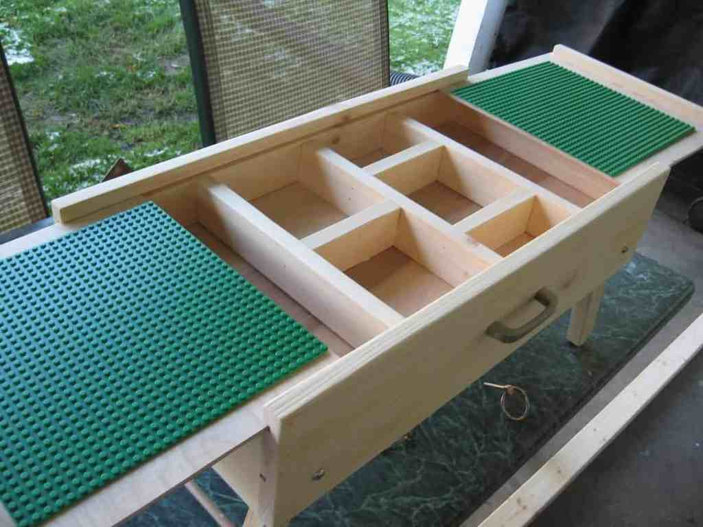 DIY Lego Tables 23