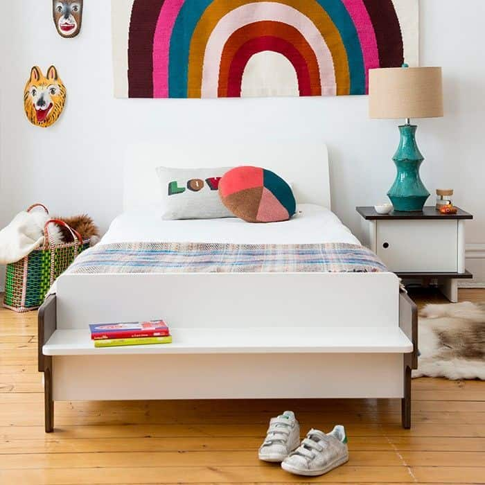 Minimalist Kids Bedrooms 10