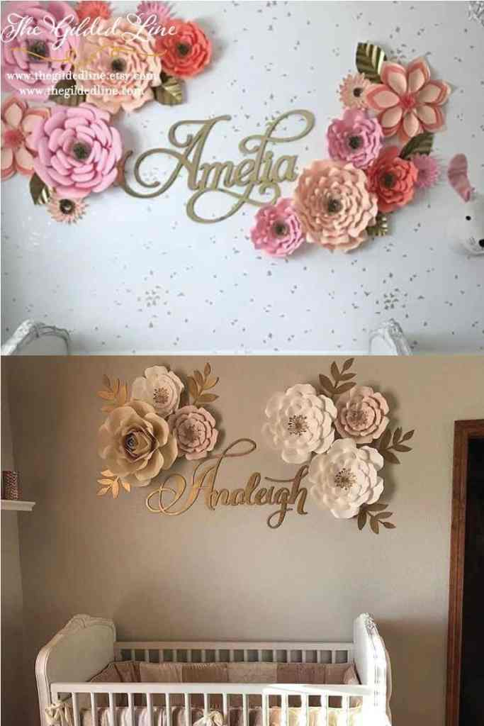 Nursery Name Signs 15