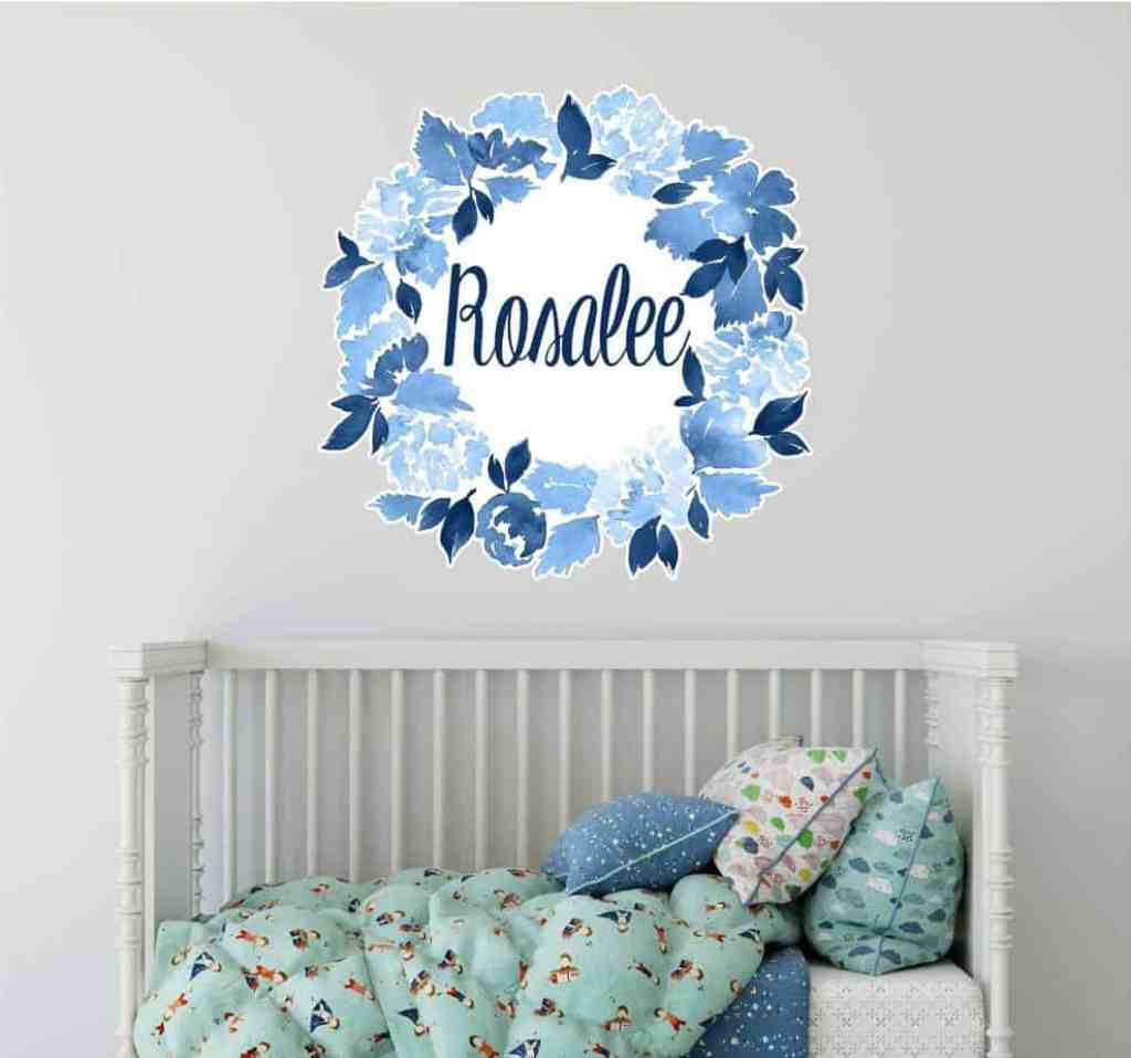 Nursery Name Signs 7