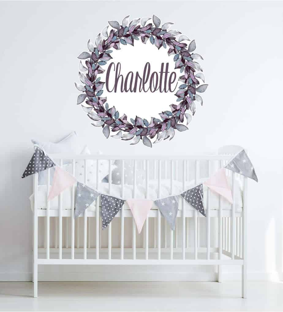 Nursery Name Signs 9