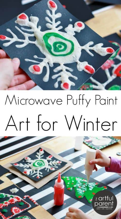 Preschool Crafts WinterChristmas 13