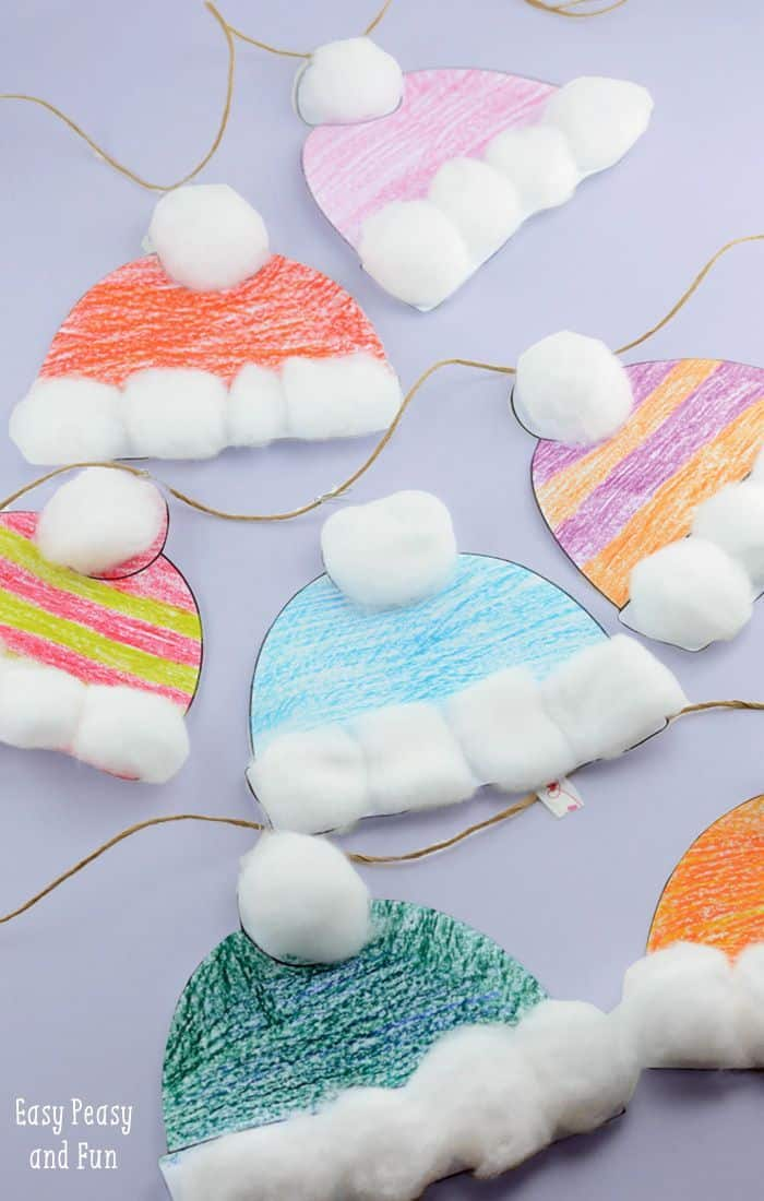 Preschool Crafts WinterChristmas 6
