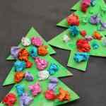 Preschool Crafts WinterChristmas 9