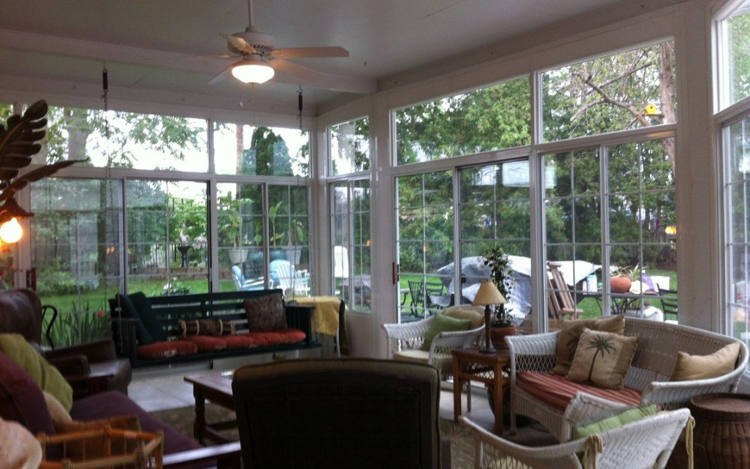 How to determine the cost of a new sunroom