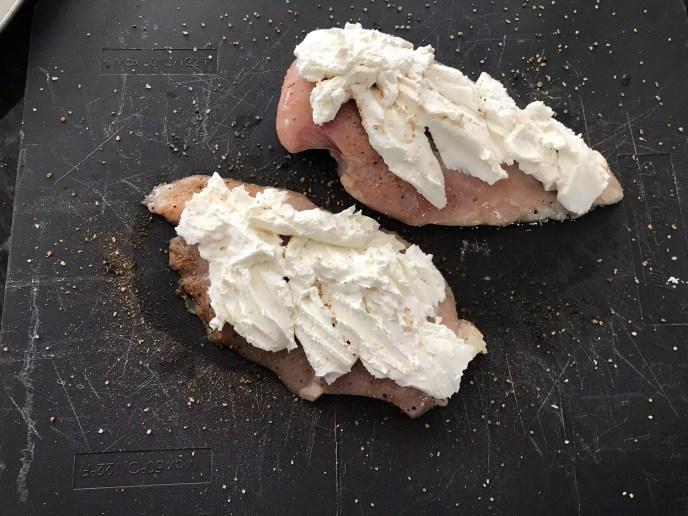 Added Cream Cheese