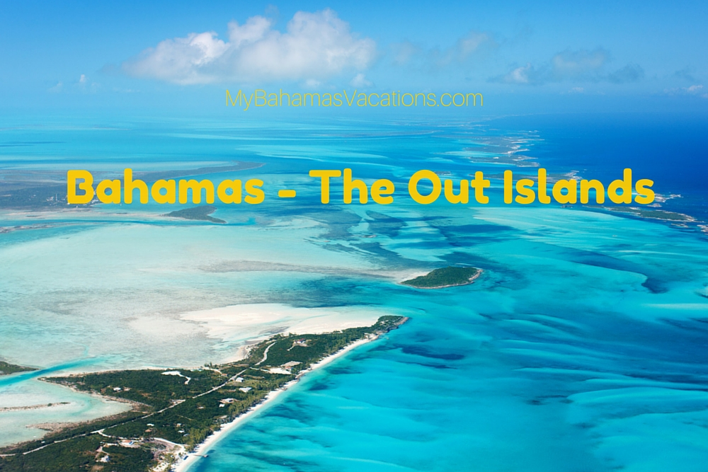 The Bahamas - Out Islands - Aerial View