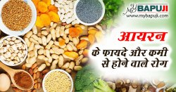 आयरन के फायदे और नुकसान | Iron Benefits, Sources & Side Effects In Hindi