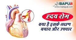 ह्रदय रोग के लक्षण कारण बचाव उपचार और सावधानी | Heart Disease: Causes, and Treatments