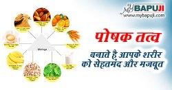 पोषक तत्वों के प्रकार उनके स्रोत और फायदे | Types of Nutrients and Their Sources