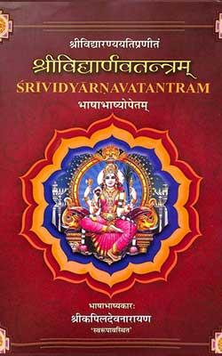 Sri Vidyarnava Tantra Purvardha Part Two Hindi PDF free download