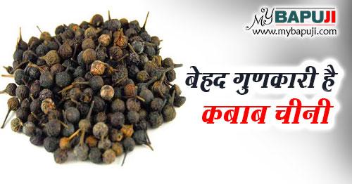 kabab chini Sheetal Chini khane ke fayde aur nuksan in hindi