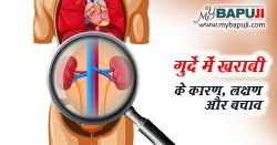 गुर्दा (किडनी) खराब होना - Kidney Failure in Hindi