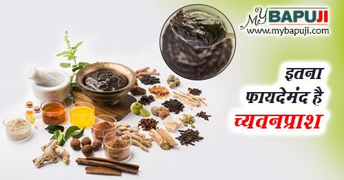chyawanprash khane ke fayde sevan vidhi ghatak dravya in hindi
