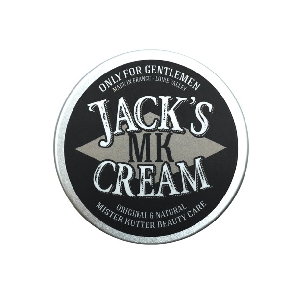 Baume pour barbe Mister Kutter Beauty Care JACK'S CREAM