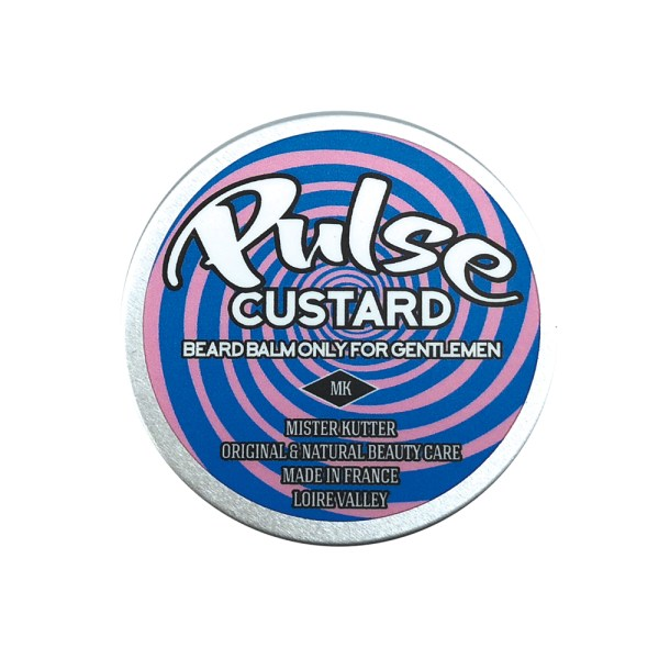 Baume pour Barbe Pulse Custard Mister Kutter Beauty Care