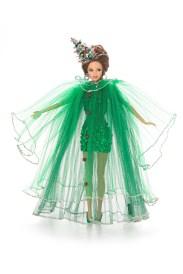 Christmas Tree Barbie | Crédito da imagem: divulgação Selfridges via vogue.co.uk
