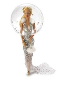 Snow Globe Barbie | Crédito da imagem: divulgação Selfridges via vogue.co.uk