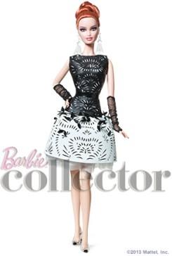 Crédito da imagem: divulgação Barbie Collector/Mattel via toyzoo.ocnk.net e unrinconenmivitrina.com