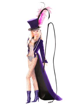 Cher Bob Mackie Barbie Doll | Crédito da imagem: divulgação www.barbiecollector.com / Mattel