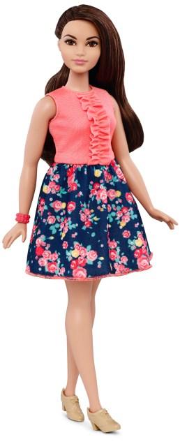 Curvy Spring Style   Crédito da imagem: divulgação Mattel   www.barbie.com