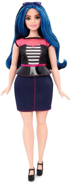 Curvy SweetHeart   Crédito da imagem: divulgação Mattel   www.barbie.com