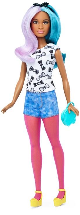 Petite Blue Violet   Crédito da imagem: divulgação Mattel   www.barbie.com
