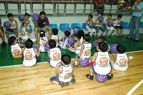 """Children listening attentively to their teacher"" by Air21 Express,via flickr"