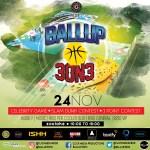 #BallUp 3 on 3