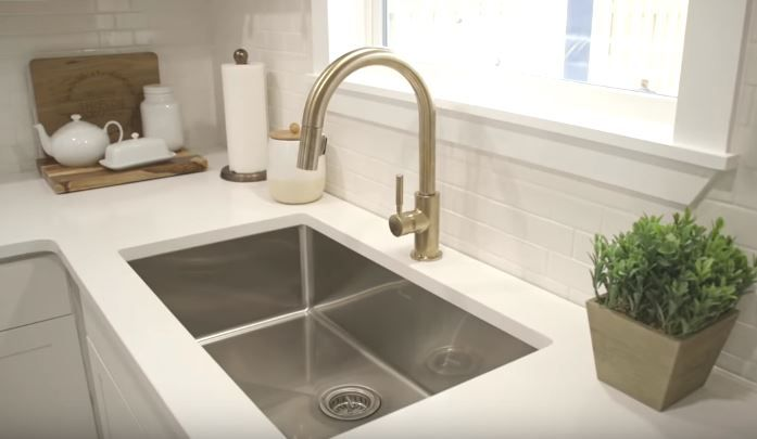 How to install Undermount Bathroom Sink